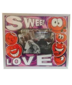 Bilderrahmen Sweet Love