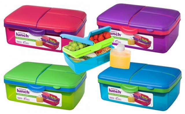 Sistema Lunchbox Quaddie