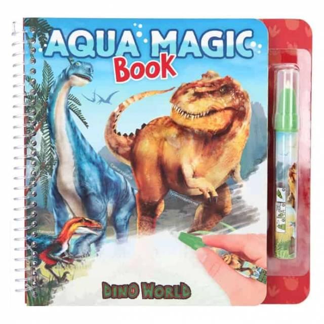 Dino World Aqua Magic Book