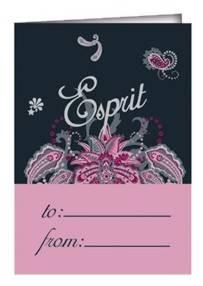 Esprit Geschenkanhänger Set