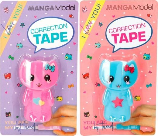 TopModel Korrekturroller MangaModel