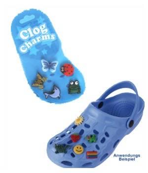 Clog Charms