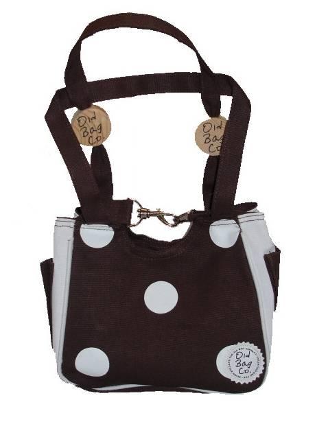 Old Bag Tasche Braun