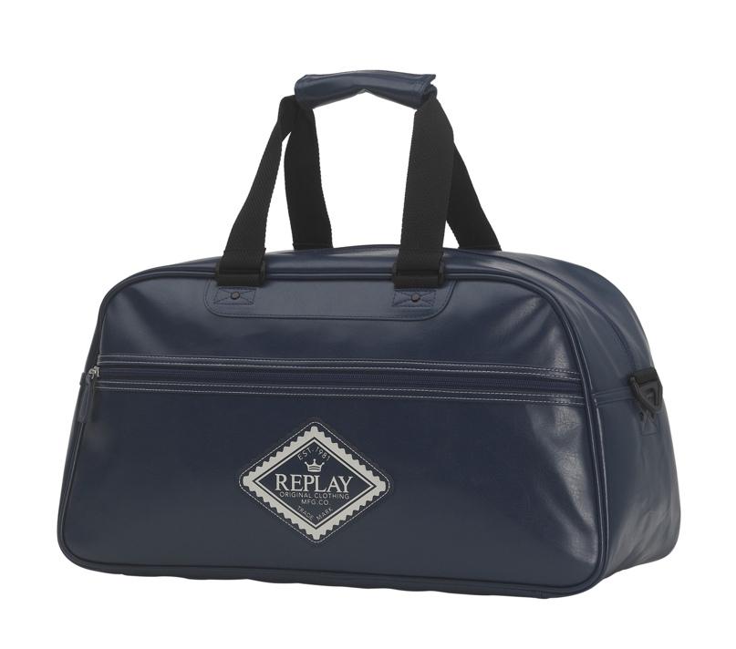 Bowler Bag Blau Replay g6E4T6b4P