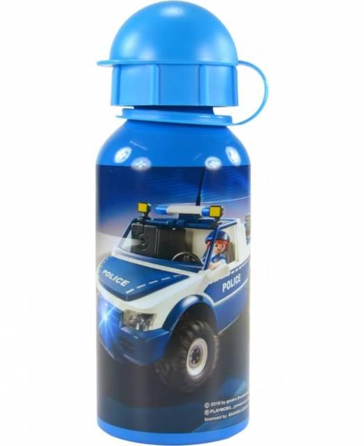 playmobil Trinkflasche Polizei