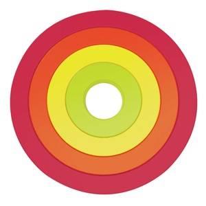 zak design topfuntersetzer kreise