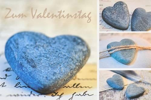 Valentinstagskarte Herz