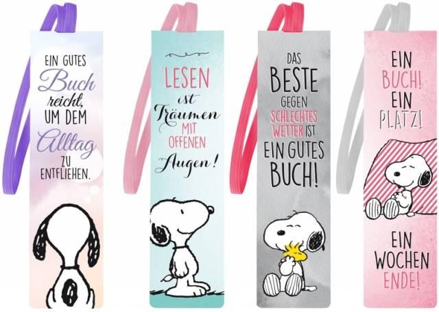 Snoopy Lesezeichen