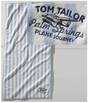 Tom Tailor Liegetuch