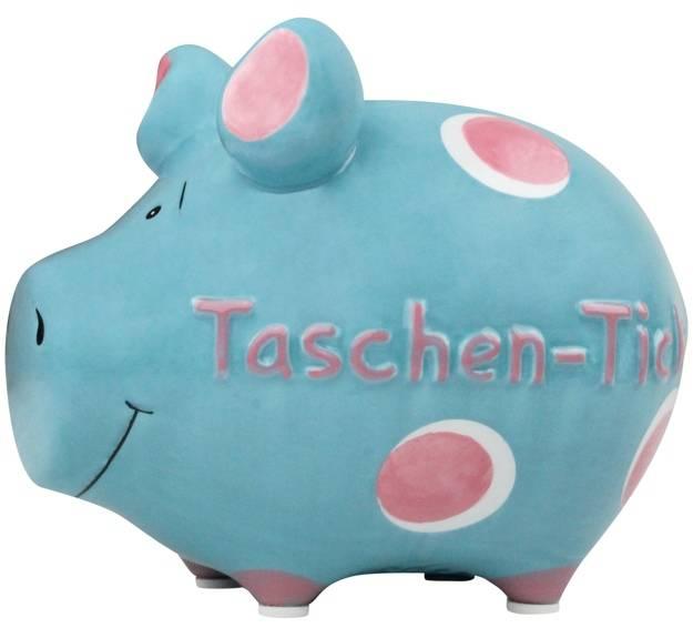 KCG Sparschwein Taschentick