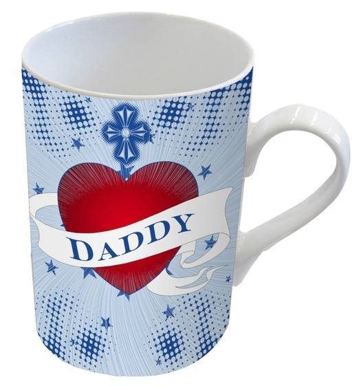 Design @ Home Tasse Daddy