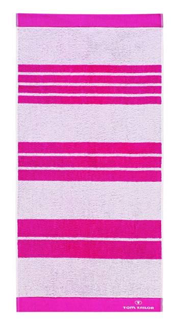 TomTailor Handtuch Pink