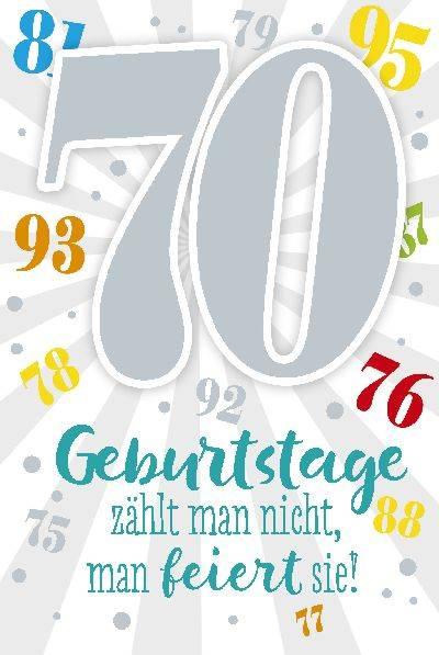 Musik 70 geburtstag