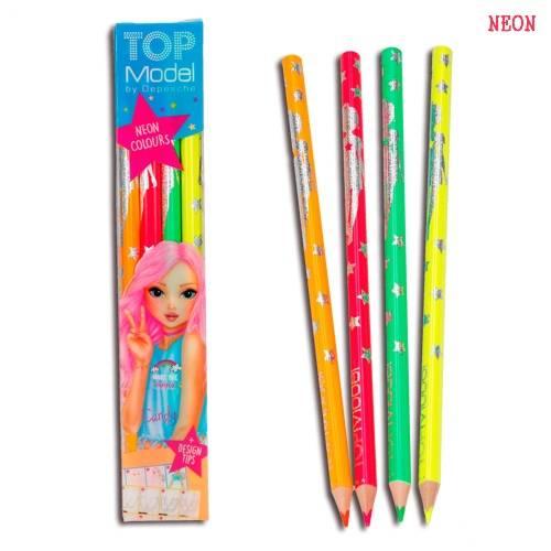 Depesche TopModel Buntstifte Neon