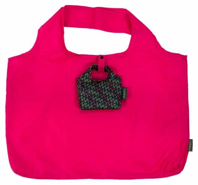 meori Einkaufstasche Pink
