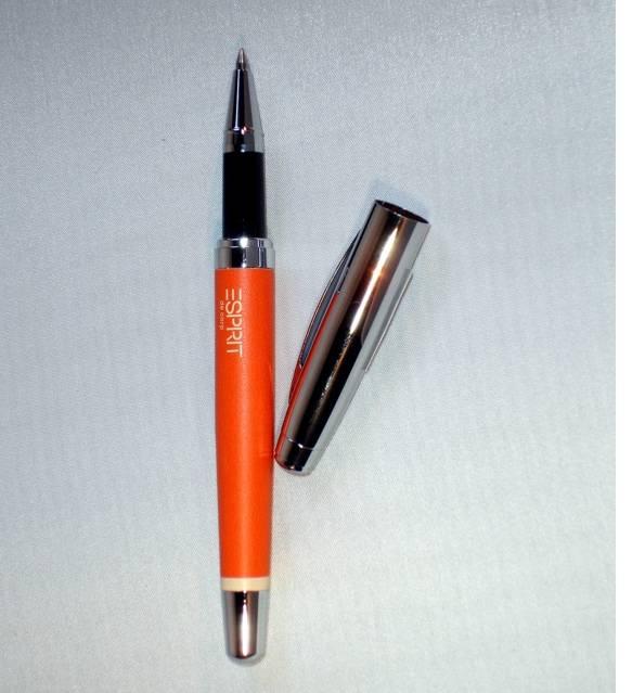 Esprit Kugelschreiber Orange