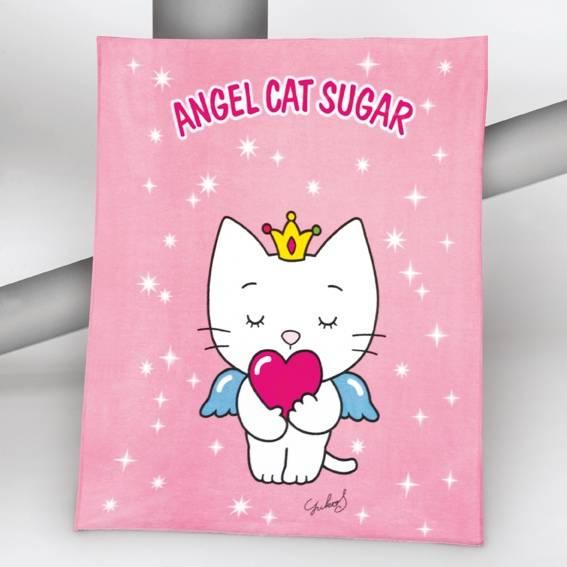 Decke Angel Cat Sugar