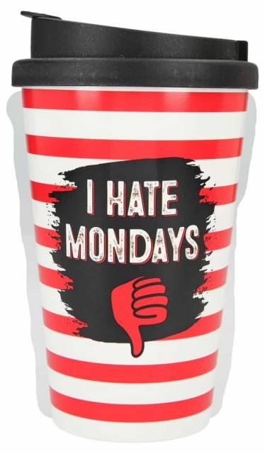 To Go Trinkbecher Mondays