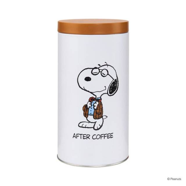 Snoopy Kaffeedose After