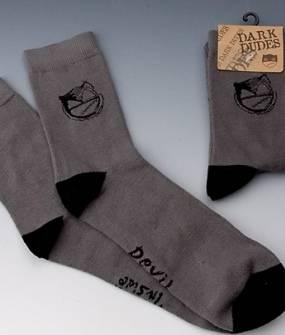 Dakr Dudes Socken Devil Dude
