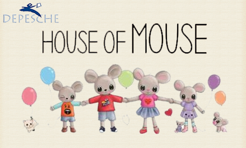 Depesche House of Mouse