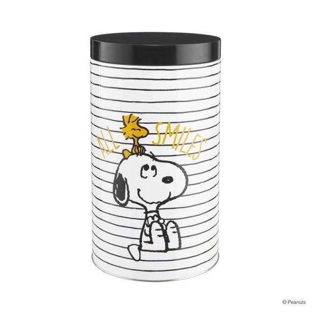 Snoopy Kaffeedose All Smile