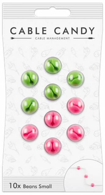 Cable Candy Small Beans Neon
