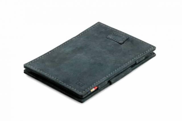 Garzini Magic Wallet Carvare Carbon Black