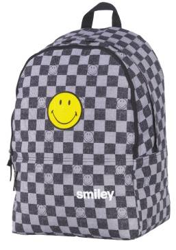 Smiley Rucksack Double Backpack