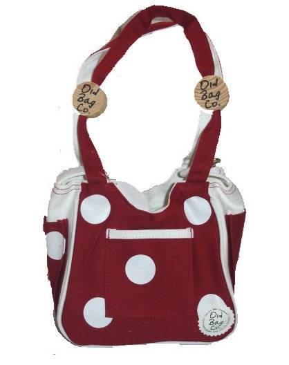 Old Bag Tasche Rot