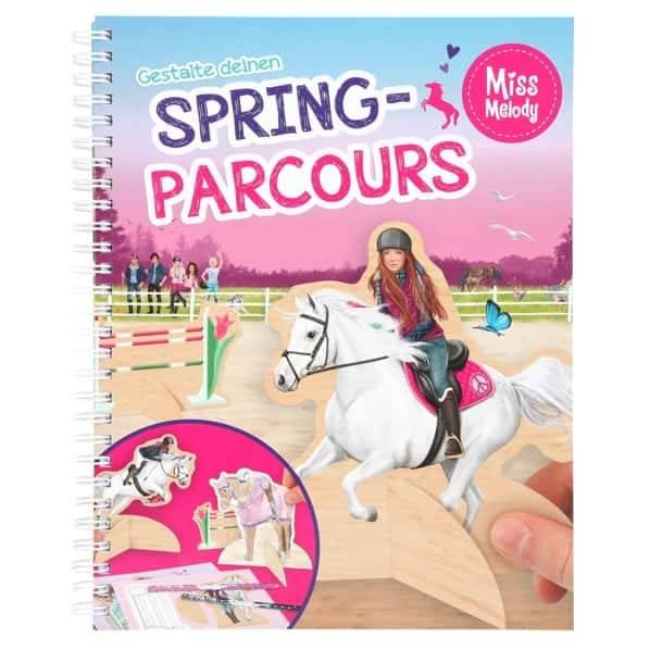 Miss Melody Gestalte deinen Spring Parcours