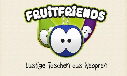 FruitFreinds Neopren Taschen