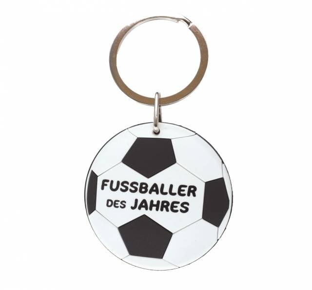 Yesbox Schlüsselanhänger Fußballer des Jahres