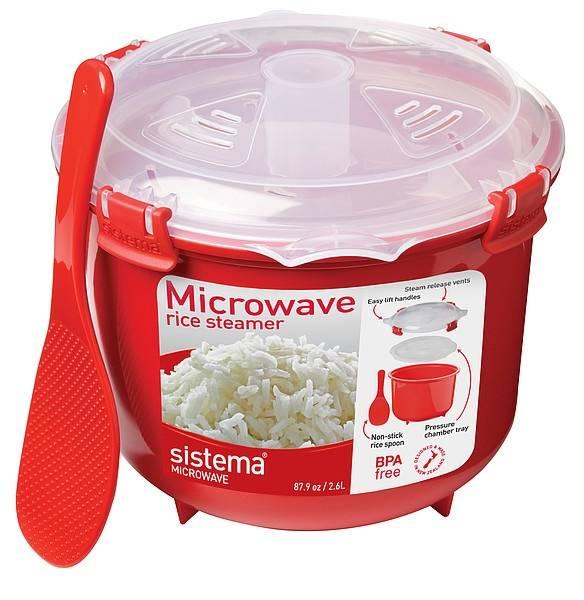 Sistema Mikrowellen Reiskocher