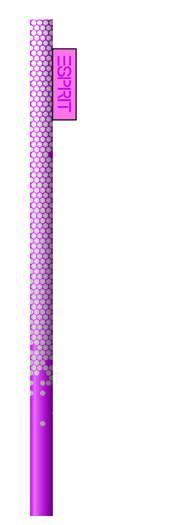 Esprit Bleistift Pink