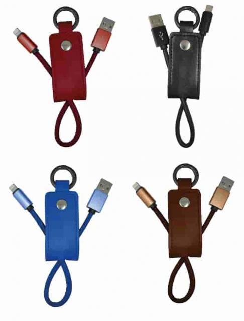Yesbox USB Ladekabel Schlüsselanhänger