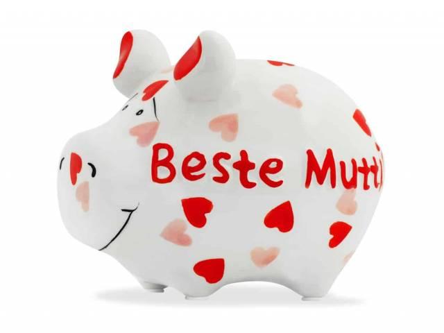 KCG Sparschwein Beste Mutti