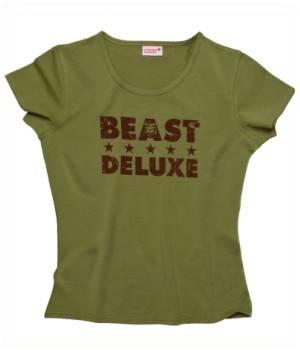 Nici T-Shirt Beast Deluxe